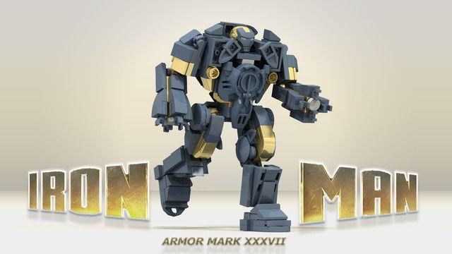 Iron Man Mark 29 Fiddler