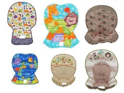 Fisher price high chair or booster replacement pad straps cover