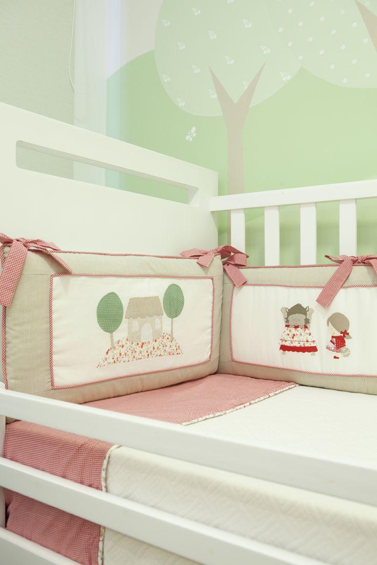 Kit Berço para decorar quarto de bebê18