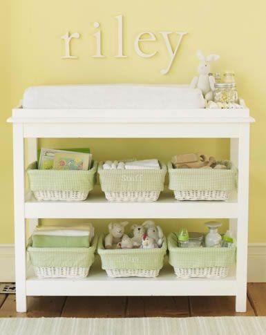 Neutral Nursery Ideas Boy Girl Nursery Pottery Barn Kids | Home