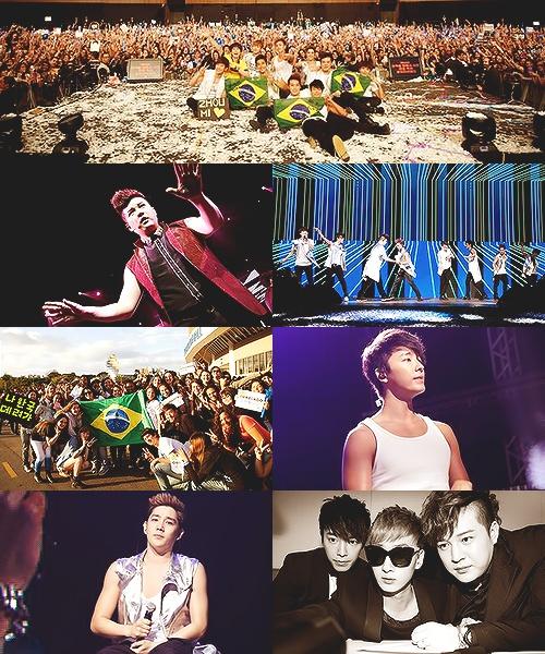 Super Junior [SS5 World Tour in South America — Brazil]