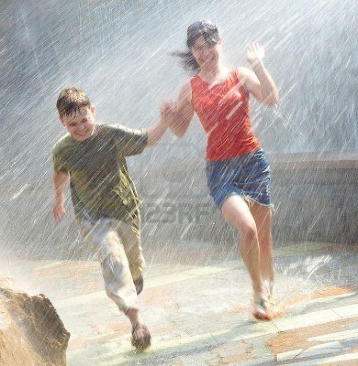 caught in the rain.. | !! Rain !! Drops !! | Pinterest