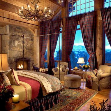 Bedroom design ideas western bedroom bliss pinterest for Western bedroom ideas