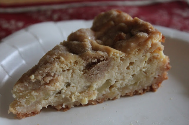 Apple Streusel Cheesecake Bars Recipes — Dishmaps