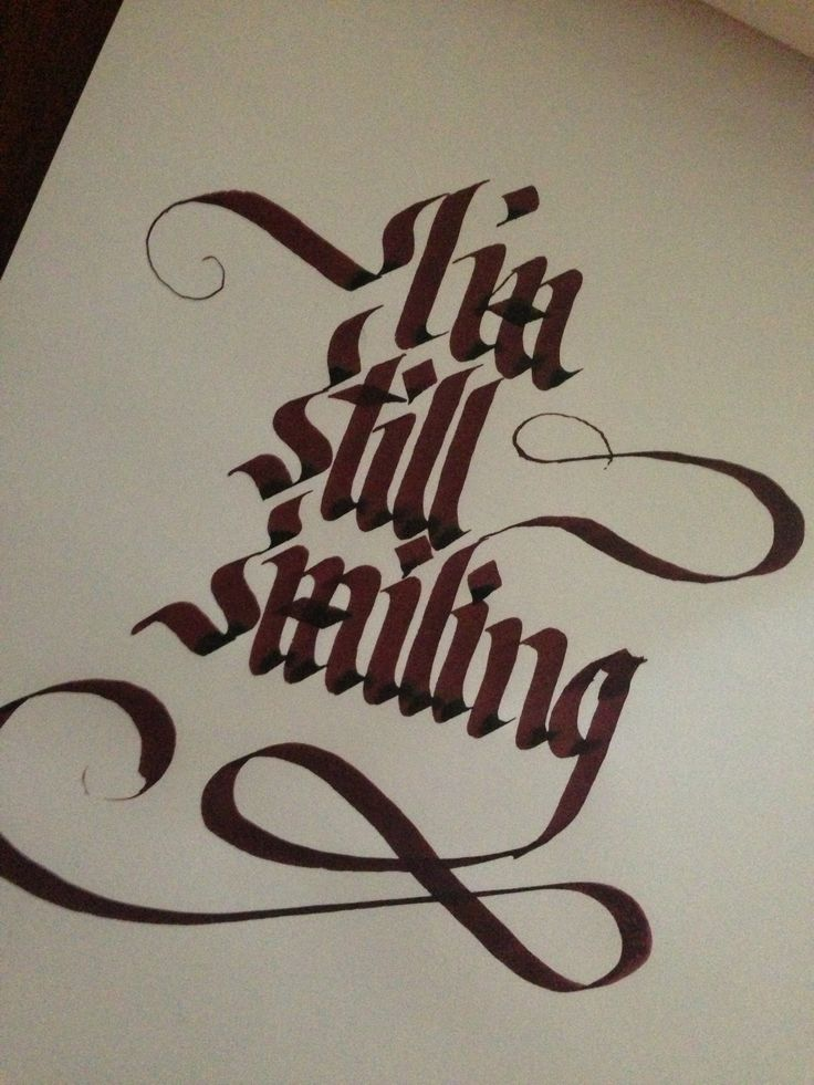 Pin By Lexi Yost On Calligraphy And Fonts Pinterest