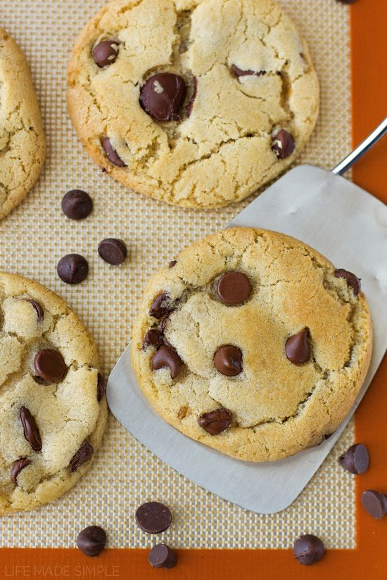 Crisp And Chewy Chocolate Chip Cookies Recipes — Dishmaps