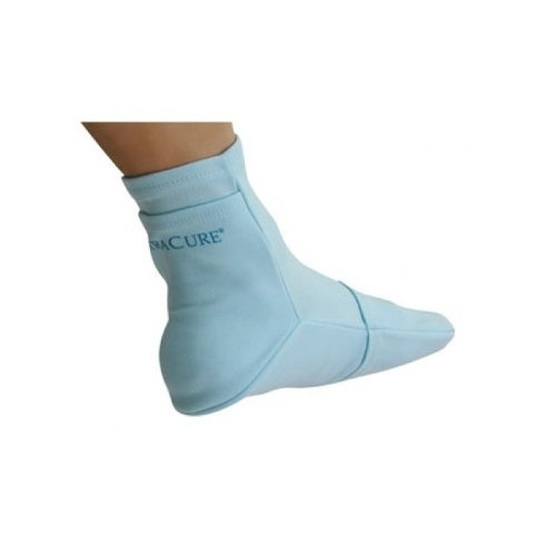 Pedifix NatraCure Cold Therapy Socks w/Gel Packs - Women's - Size S