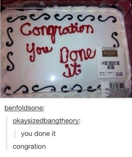 Congration!!