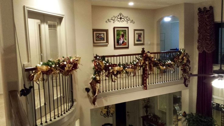 Pin by abby esposito on for the home pinterest for Decorating a small balcony for christmas