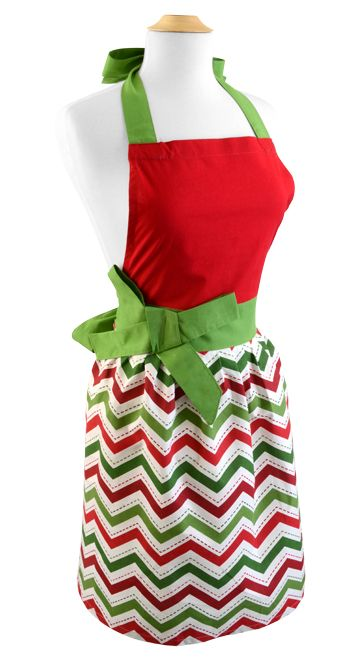 Christmas apron aprons pinterest
