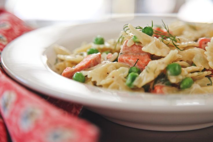 More like this: cream sauces , farfalle and salmon .