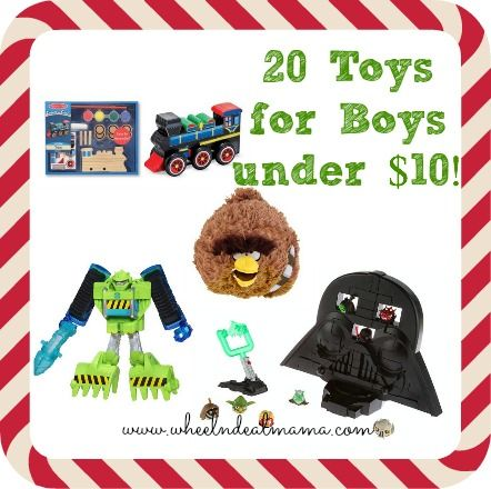 20 toys for boys under 10 dollars my board pinterest