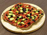 Raw Mini Pizzas