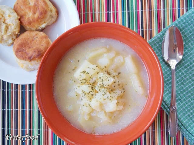 Roasted Garlic Potato Soup | Culinary | Pinterest