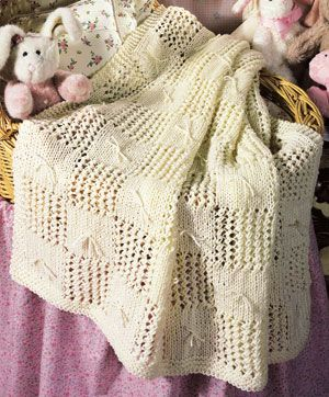Knitting Pattern Patchwork Afghan : Knit Patchwork baby afghan pattern Knitting Patterns ...