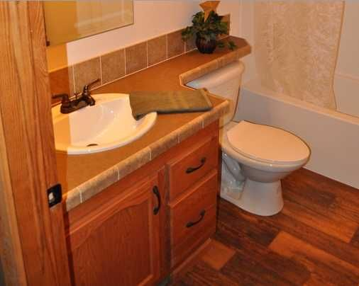 Pinterest discover and save creative ideas for Mobile home bathroom ideas