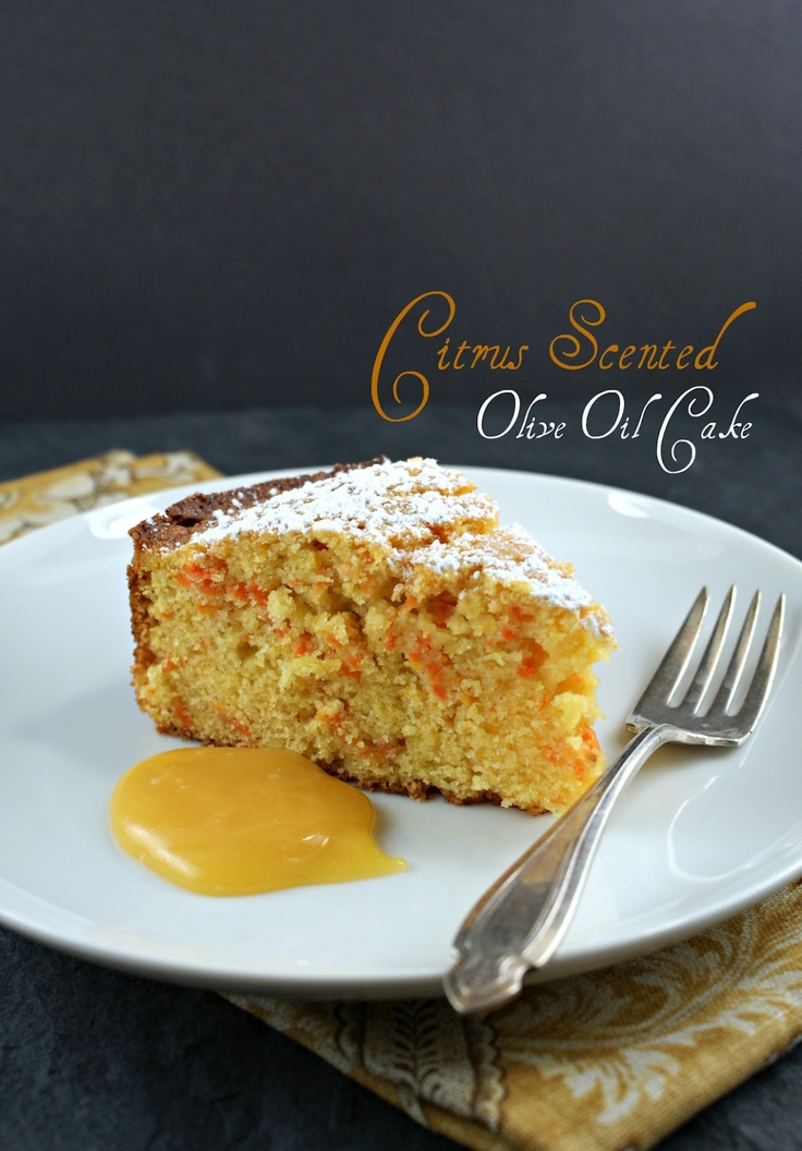 Citrus Scented Olive Oil Cake | cake, cake and more cake - part 2 | P ...