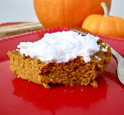 Grain-Free Pumpkin Pie Bars with Creamy Frosting | Recipe