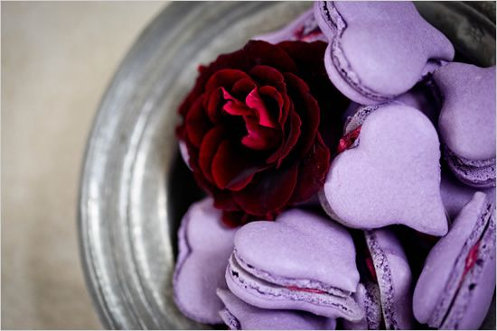 are these lavender macaroons?