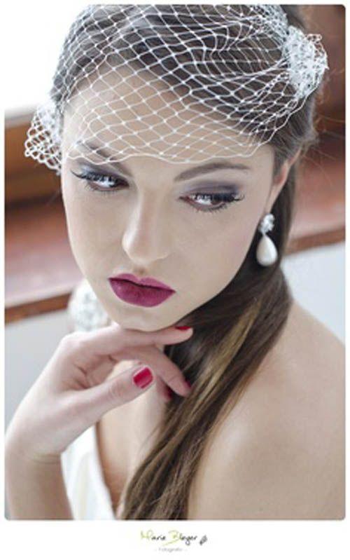 Winter Wedding Makeup Ideas : 9 Best Winter Bridal Makeup Tips DIY Pinterest