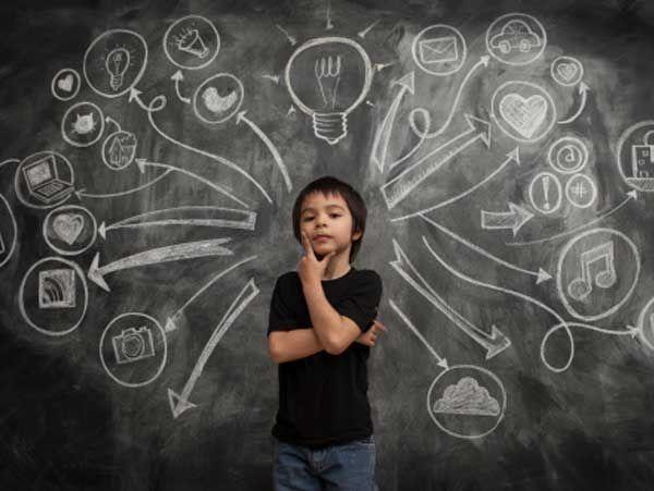 Resultado de imagen para niño emprendedor