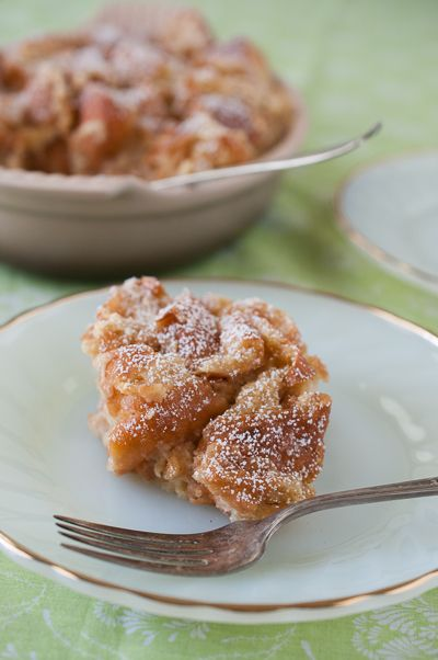 ... , life: Glazed Doughnut Bread Pudding. Might try with cider donuts