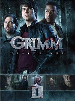 Grimm Season 1 Blu-ray Giveaway Prize