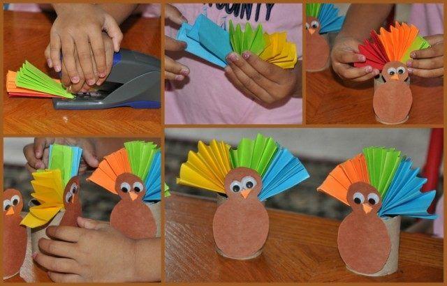 Thanksgiving crafts turkey crafts pinterest for Thanksgiving craft ideas pinterest