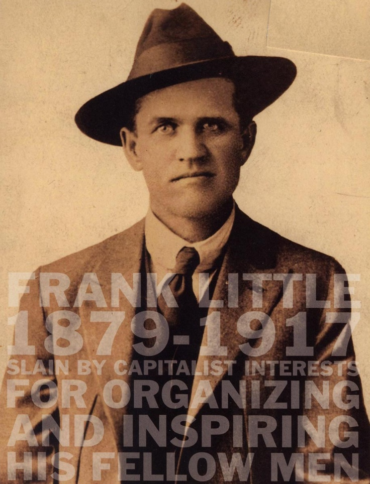 Frank Little net worth salary