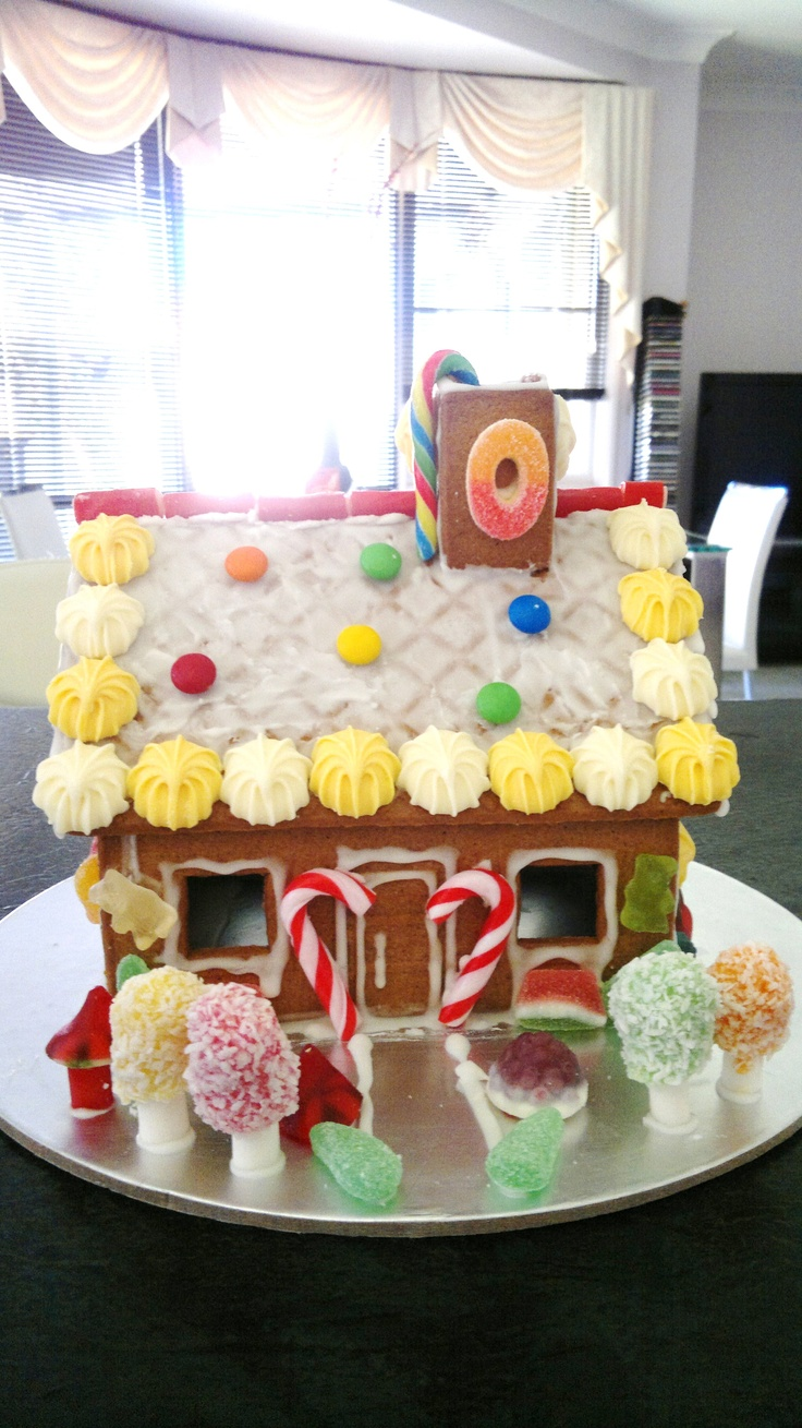 decorate your own gingerbread house food porn pinterest
