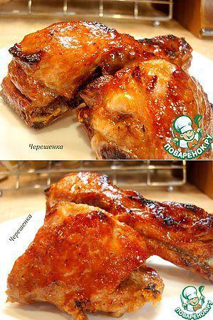 Ребрышки свиные в майонезе в духовке рецепт