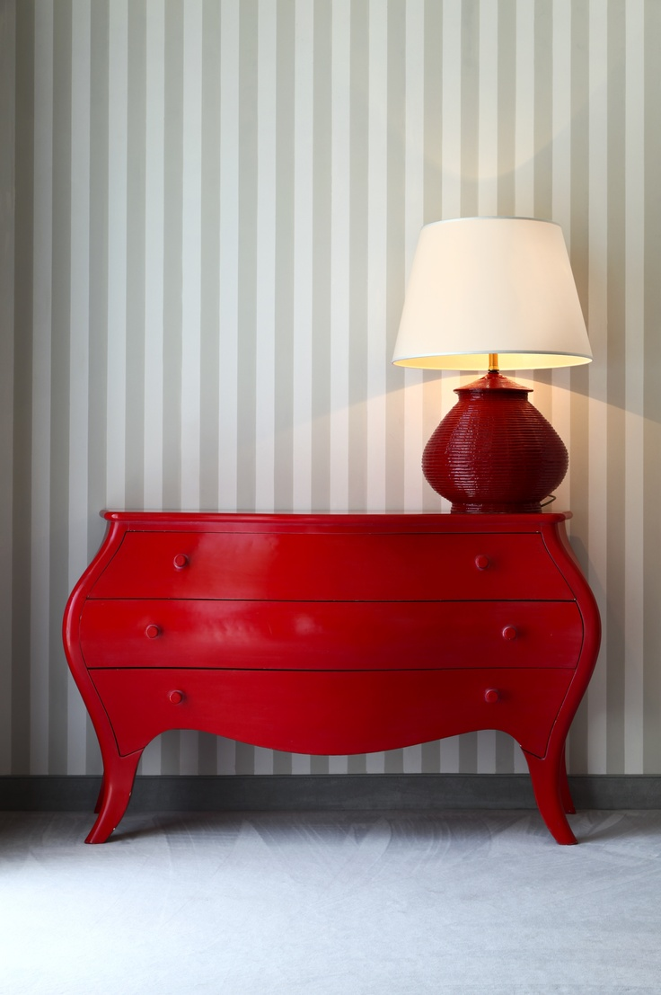 Un mueble que se destaque puede marcar la diferencia en un ambiente