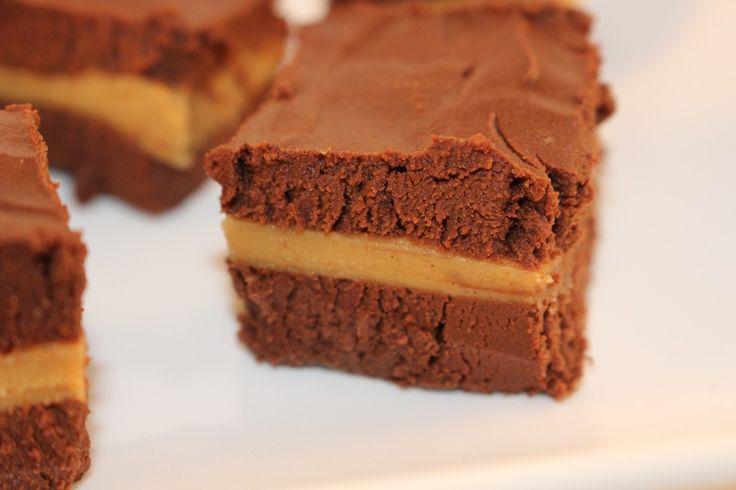 crunch fudge easy chocolate peanut butter crunch fudge recept yummly ...
