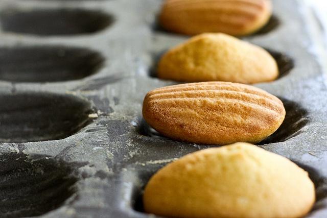 Lemon Glazed Madeleines | Recipes | Pinterest