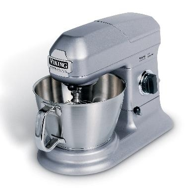 Viking Mixer will be one of two things on the kitchen counter...I HATE clutter in the Kitchen!