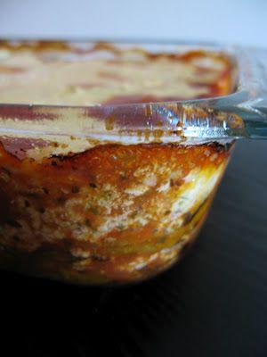 Eggplant Ricotta Bake | Delish | Pinterest