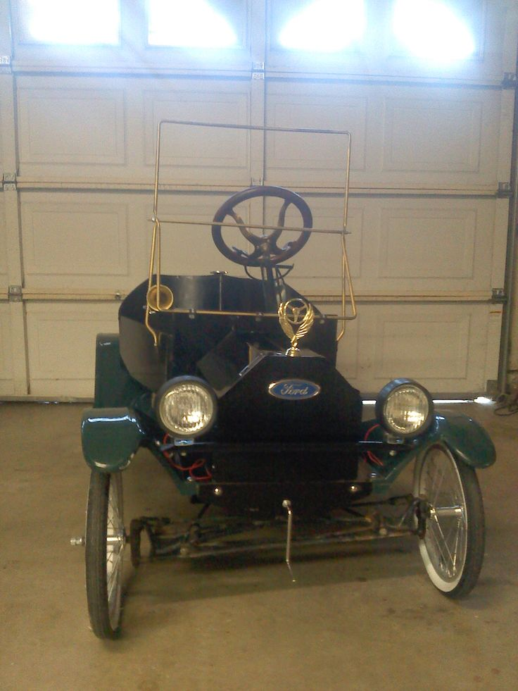 Vintage Go Karts Model T