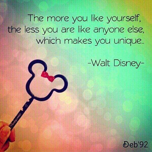 Unique Love Quotes Wallpaper : A Walt Disney Quote