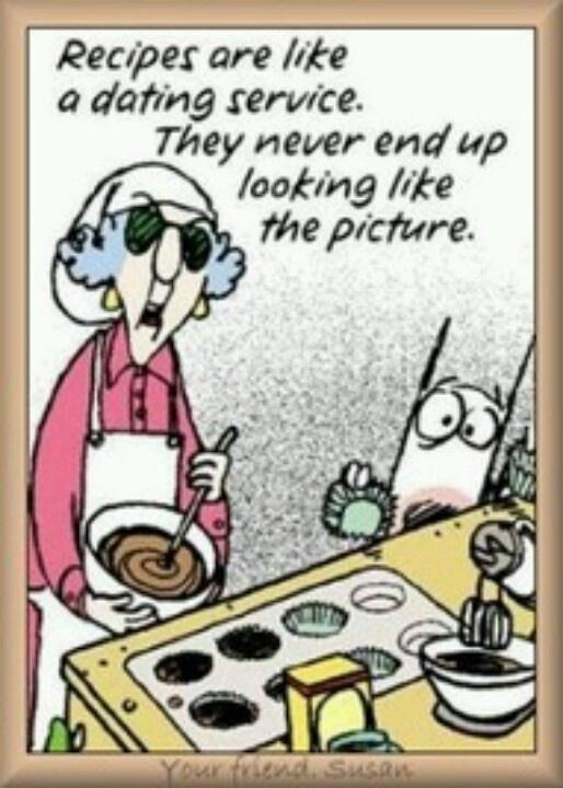 Maxine Cartoon Birthday Cards