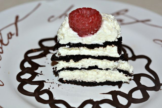 MINI CHOCOLATE ICEBOX CAKES-CUPCAKE STYLE - Hugs and Cookies XOXO
