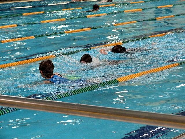 Swimming Pool fitness