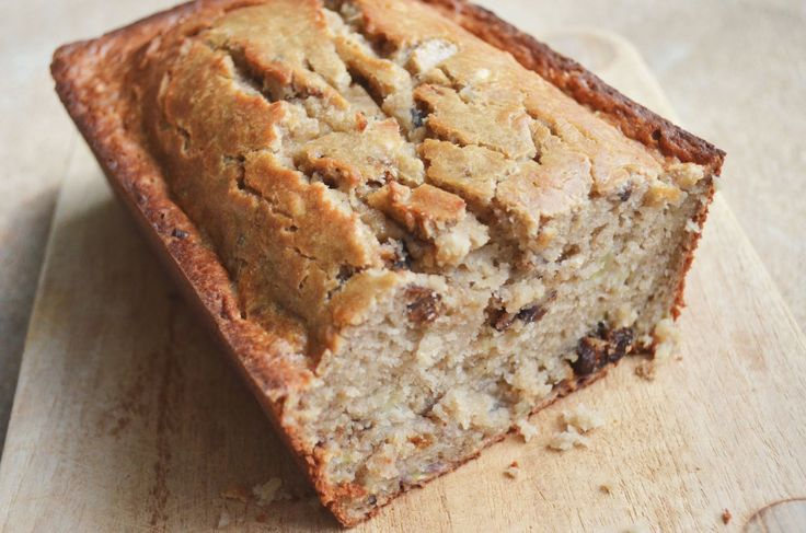 the best gluten free banana bread. | Gluten Free | Pinterest