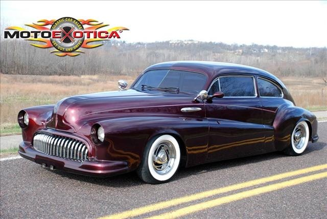 1948 Buick Sedanette Cars By Buick Pinterest