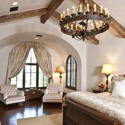 tuscan style bedroom homey pinterest