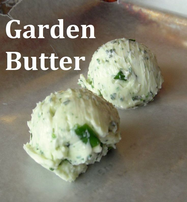 herb butter | food | Pinterest