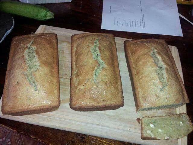 Moms zucchini bread | Bread | Pinterest
