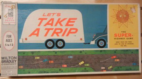take a trip games