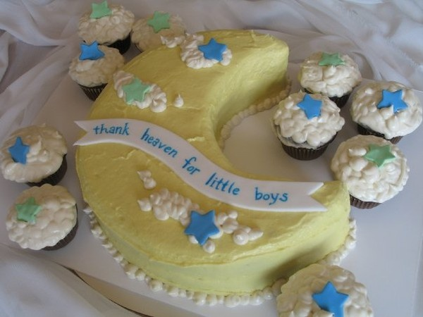 Baby Shower Cupcake Flavor Ideas : Pinterest: Discover and save creative ideas