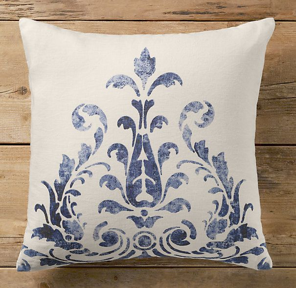 Throw Pillows Rust : pillow Home Pinterest