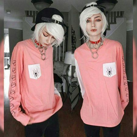 marvelous genderfluid fashion outfits ideas 36   emo